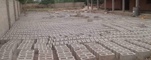 Blocks for dormitory