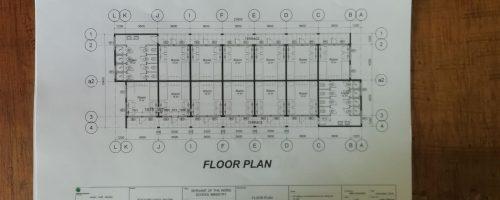 Dormitory Floorplan